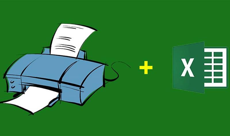 Cách in Excel vừa khổ trang giấy A4 đơn giản