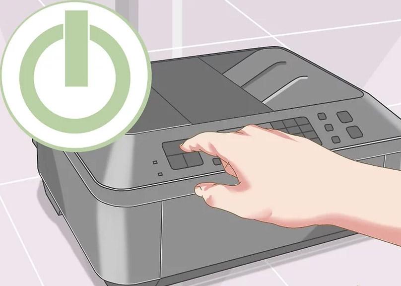 Bước 2: Đặt máy tính tại nơi có thể nhận tín hiệu không dây