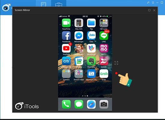 Cách chiếu màn hình iPhone trên máy tính chỉ trong 3 bước