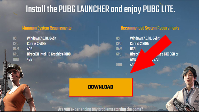 Cài PUBG lite trên máy tính đơn giản 1