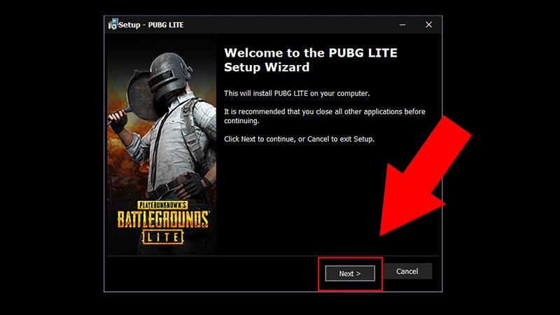 Cài PUBG lite trên máy tính đơn giản 3