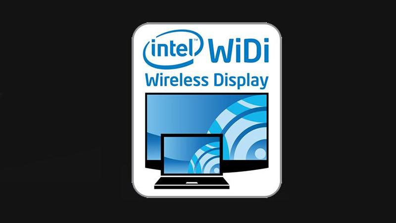 WiFi Display là chuẩn kết nối không dây của Intel