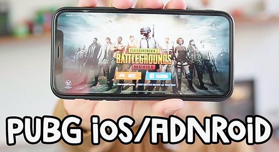 Lỗi iPhone, iPad bị giật lắc, tự thoát ra khi chơi PUBG Mobile
