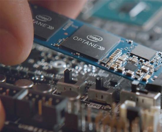 cấu hình và phần mềm có khả năng thích ứng với cấu hình của Intel Optane