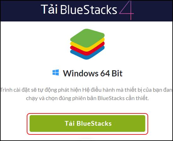 Tải BlueStacks