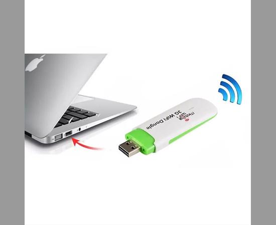 Đúng như tên gọi, USB này bắt được sóng wifi xung quanh, nhờ đó có thể vào được mạng, đây là loại USB được nhiều người sử dụng hiện nay.