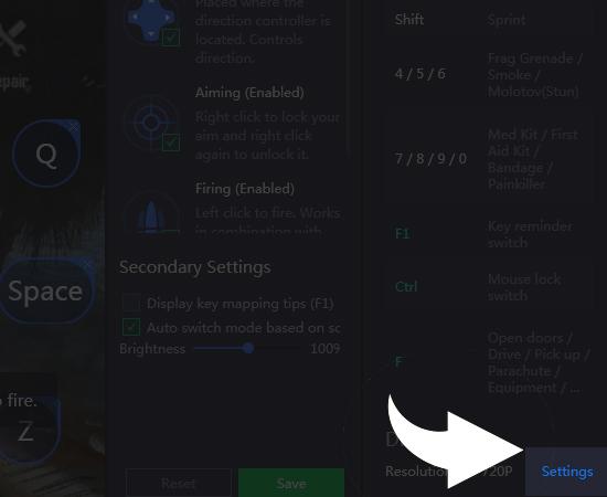Hướng dẫn chơi PUBG Mobile trên máy tính với giả lập của Tencent