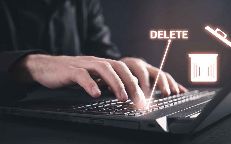 Giải pháp hiệu quả là bạn nên gỡ cài đặt chương trình không cần thiết với máy tính
