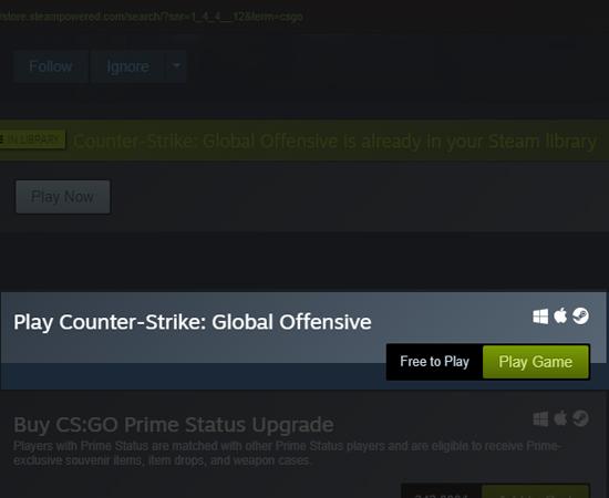 Hướng dẫn tải CS GO phiên bản offline miễn phí trên máy tính