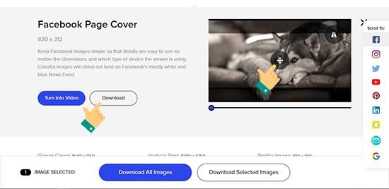 Sau khi chỉnh xong bạn chọn Download