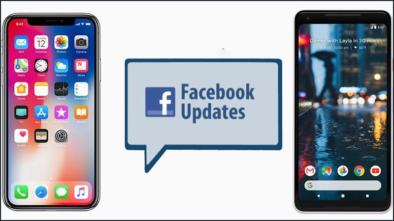 Hãy đảm bảo luôn cập nhật Facebook lên phiên bản mới nhất