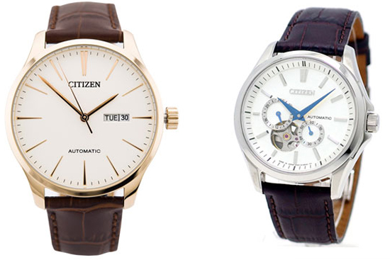 Thiết kế đồng hồ Automatic