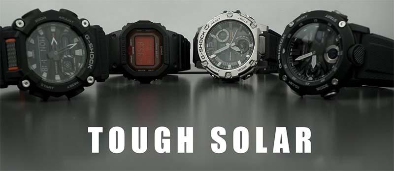 Công nghệ Tough Solar là gì?
