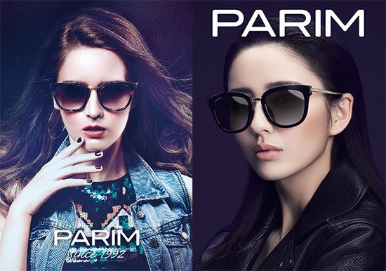 Mắt kính Parim là của nước nào, được sản xuất ở đâu?