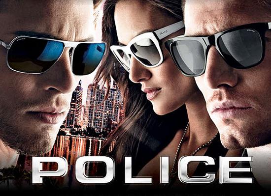 Mắt kính Police là của nước nào, được sản xuất ở đâu?