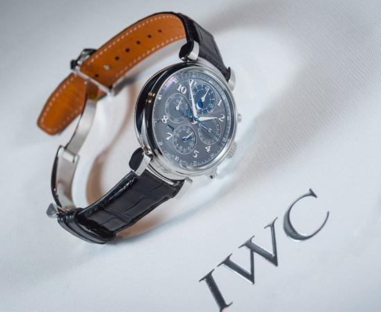 đồng hồ ceramic iwc