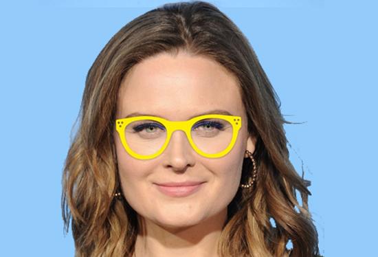 Cách chọn mắt kính nữ phù hợp khuôn mặt vuông