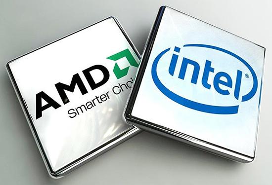 So sánh CPU Intel với CPU AMD