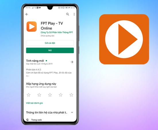ứng dụng FPT Play hỗ trợ trên đa nền tảng