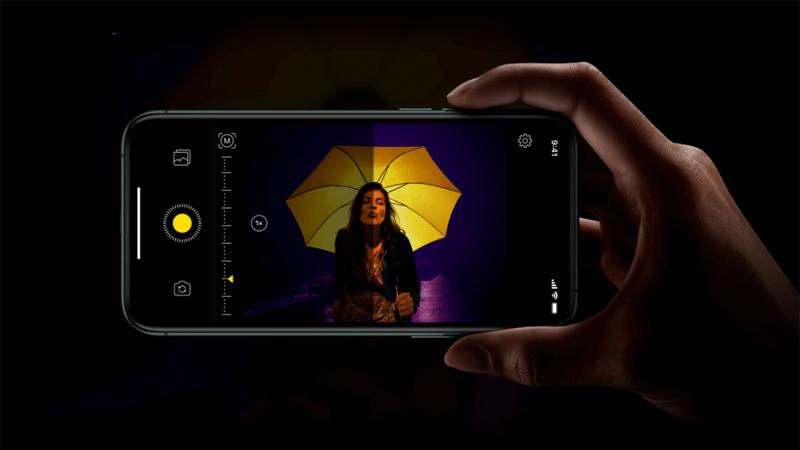 Chế độ Night Mode cho phép bạn chụp ảnh trong môi trường thiếu sáng mà vẫn xinh