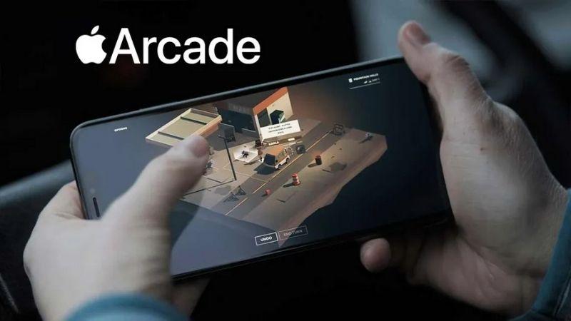 Điểm đặc biệt của Apple Arcade