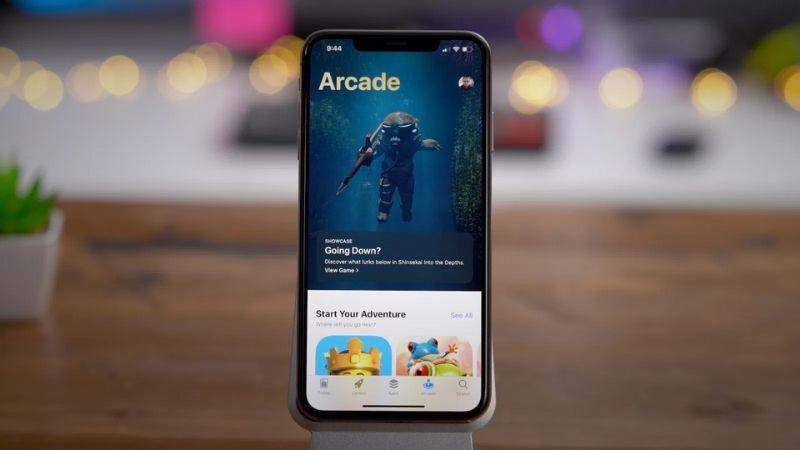 Câu hỏi thường gặp về Apple Arcade