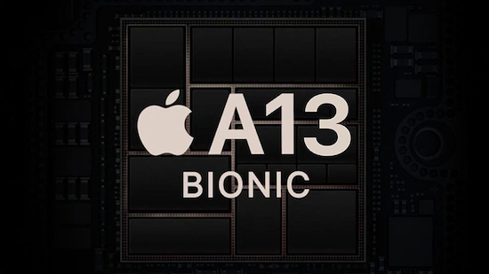 Bộ ba của iPhone 11 đều được tích hợp con chip A13