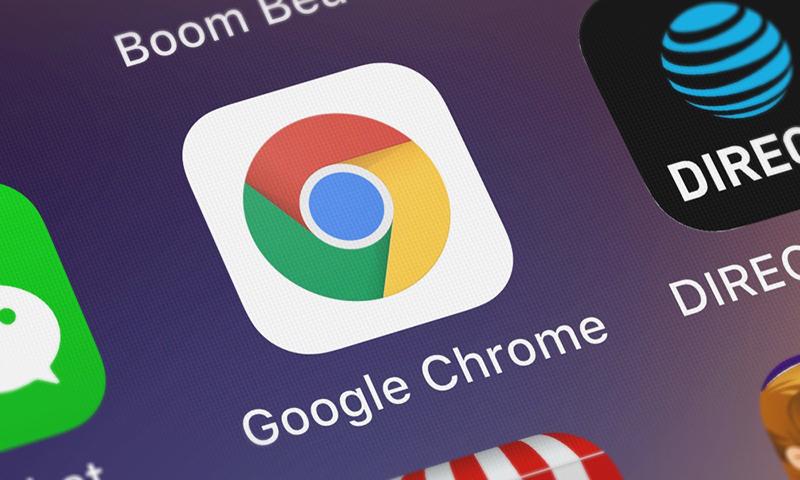 Cập nhật Chrome trên điện thoại