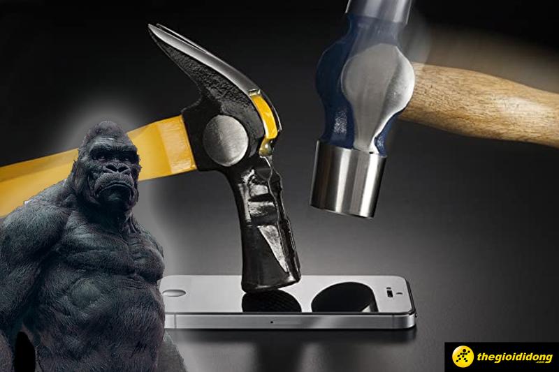 Gorilla Glass 3 gia tăng 50% độ bền khi va đập
