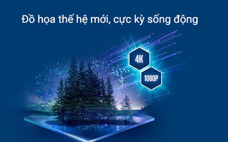 Tìm hiểu về vi xử lý Intel Core thế hệ 10 - Đồ họa