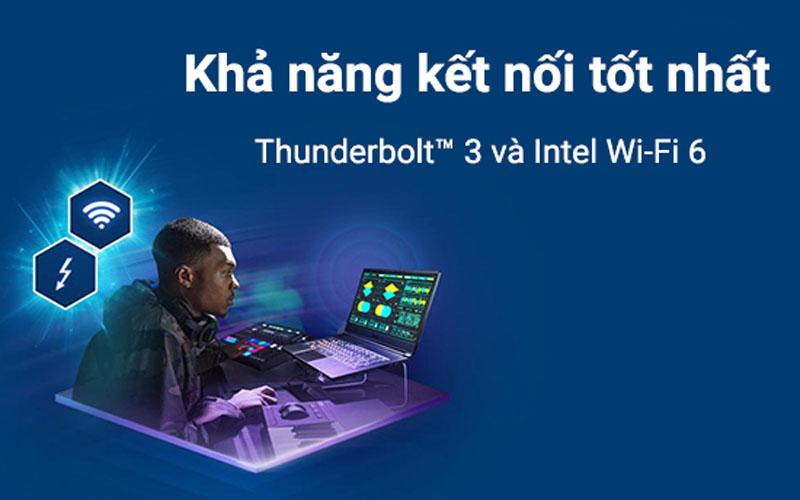 Tìm hiểu về vi xử lý Intel Core thế hệ 10 - Thunderbolt 4