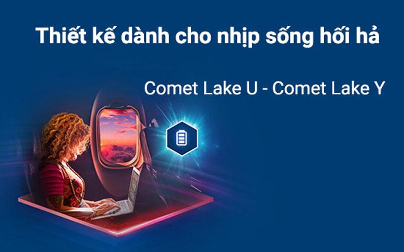 Tìm hiểu về vi xử lý Intel Core thế hệ 10 - Comet Lake