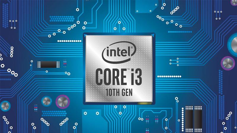 intel core i3 gen 10 comet lake