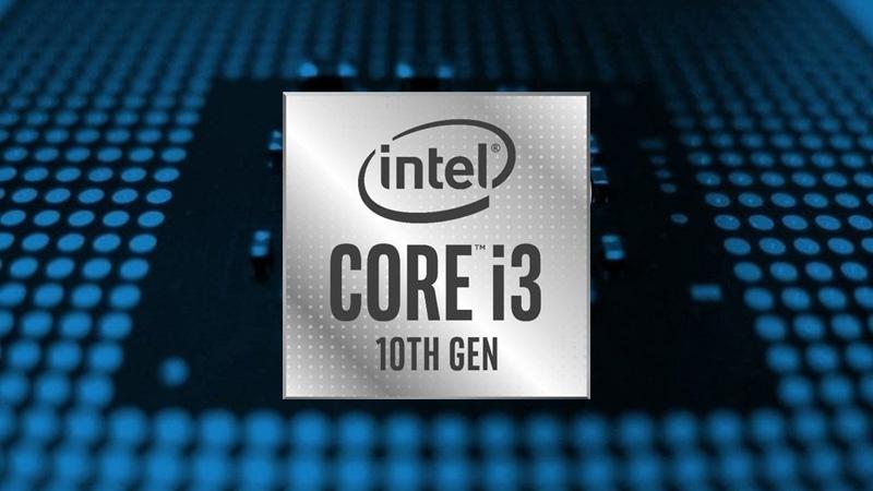 intel core i3 gen 10 ice lake