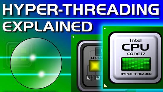 Công nghệ đa phân luồng Hyper-Threading