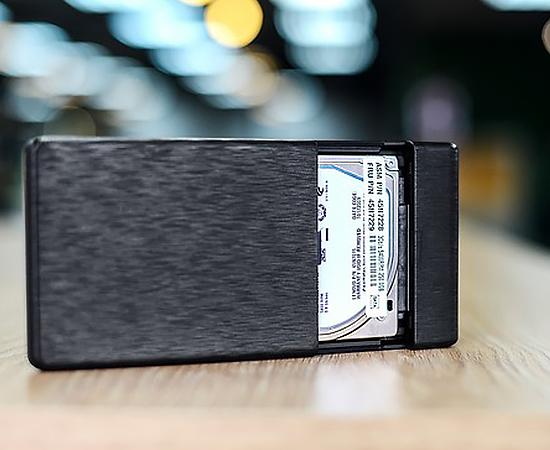 Chọn hộp đựng ổ cứng phù hợp với kích thước