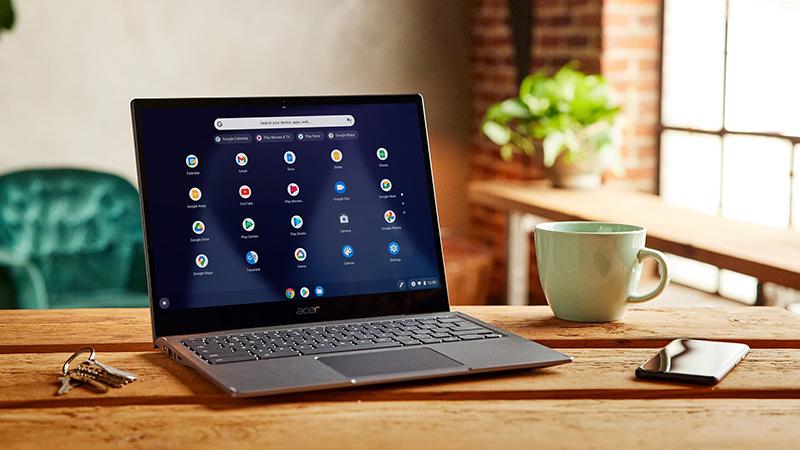 Đăng nhập và bắt đầu sử dụng Chrome OS