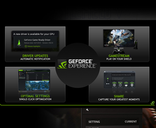 hình ảnh NVIdia Experencie