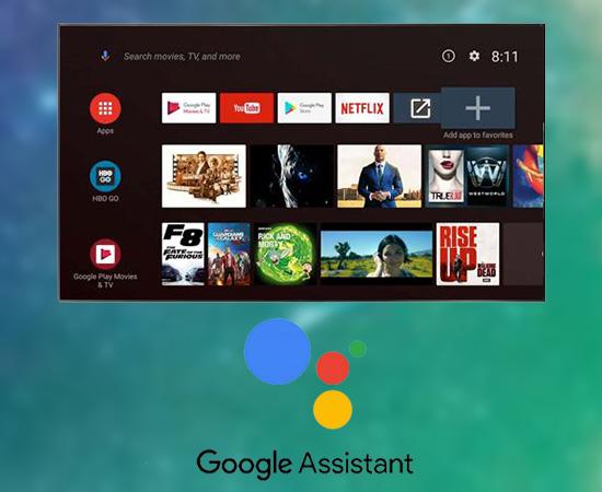 Trợ lý ảo Google Assistant trên tivi là gì? Có tính năng gì nổi ...