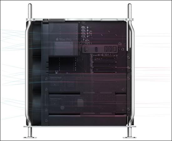 cấu hình MacPro