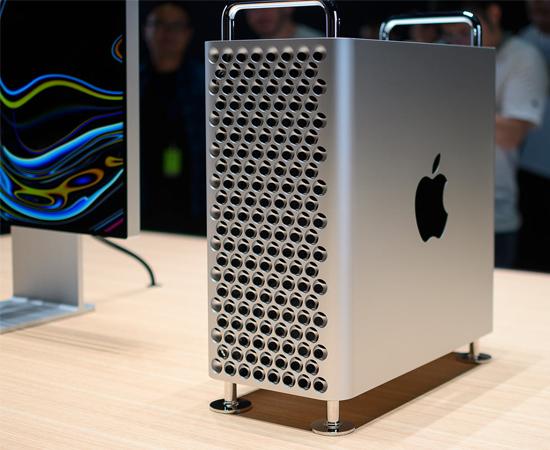 Thiết kế lạ mắt của MacPro