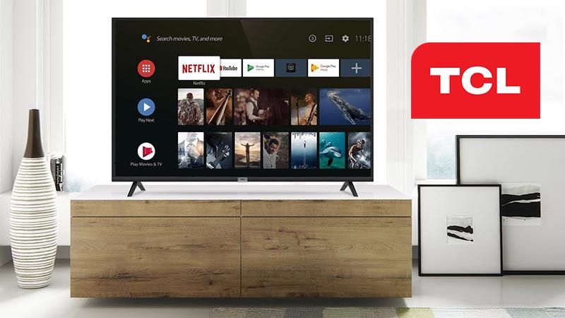 Tivi TCL được sử dụng rộng rãi trên nhiều quốc gia trên thế giới
