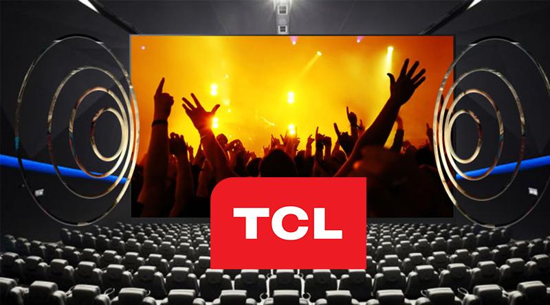 Tivi TCL sở hữu tính năng âm lượng thông minh