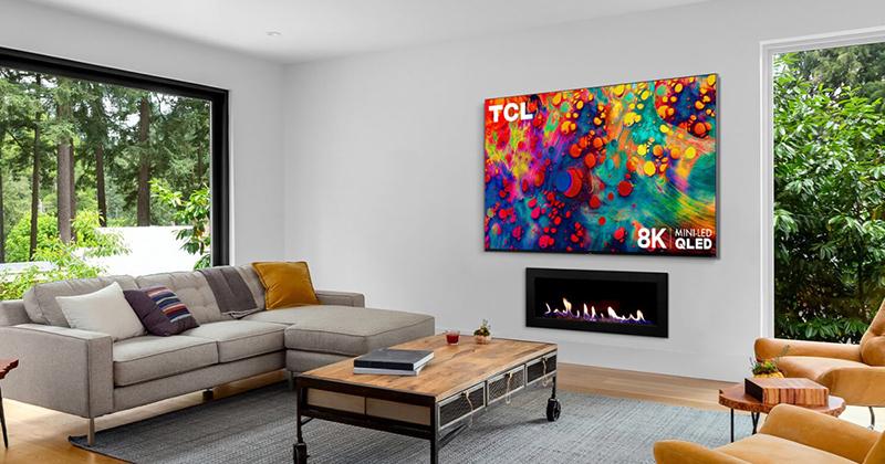 Một số mức giá tivi TCL trên thị trường