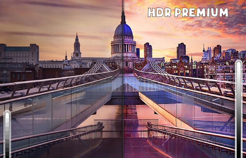Tivi TCL sở hữu công nghệ HDR Premium