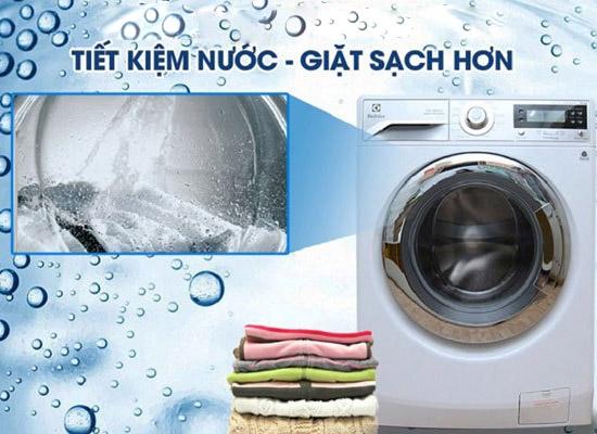 Giặt nhanh và sạch hơn