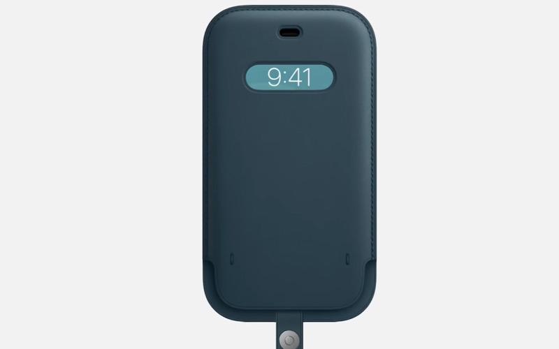 Bao da sử dụng cảm ứng MagSafe