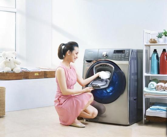 Mã lỗi trên máy giặt Samsung và cách khắc phục đơn giản, nhanh chóng