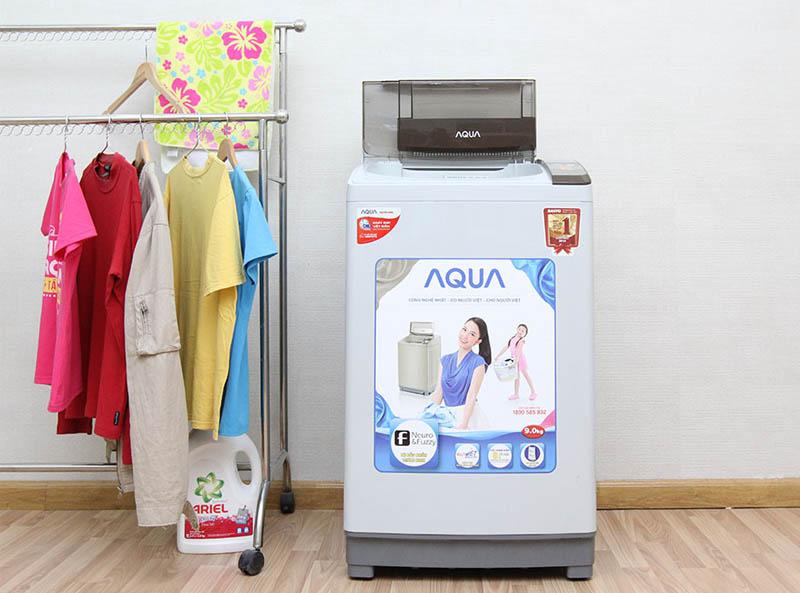 Mã lỗi trên máy giặt AQUA và cách khắc phục đơn giản, nhanh chóng