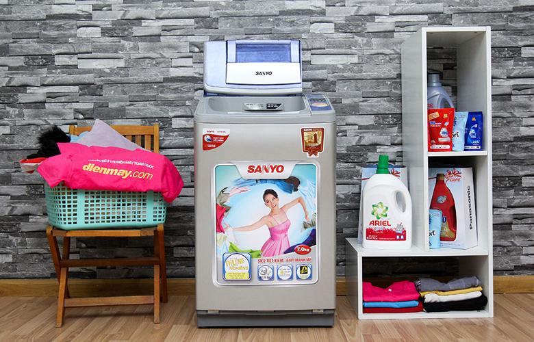 Máy giặt lồng nghiêng là gì? Có những ưu điểm gì? Ai thì nên mua?